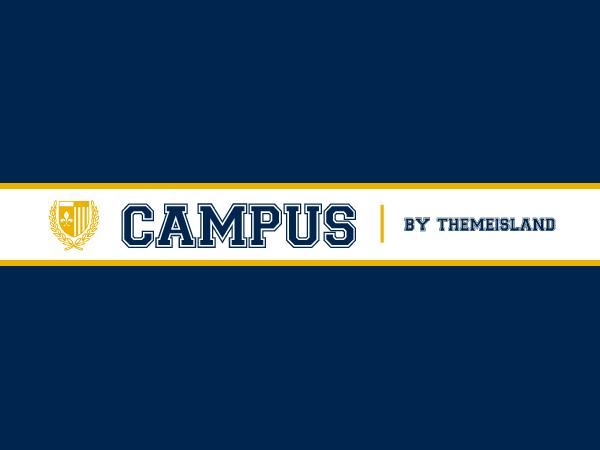 campus theme